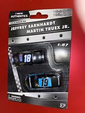 Jeffrey Earnhardt & Martin Truex Jr 1:87 Wave 3 Nascar Authentics 2019 Twin Pack