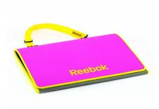 Reebok Tri-Fold Fitness Mat Breathable Eco Foam Pink