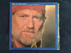 Willie Nelson Australian Tour Souvenir Sampler