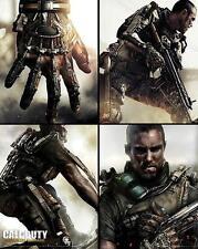 Call of Duty : Advanced Warfare Grid - Mini Poster 40cm x 50cm (new & sealed)