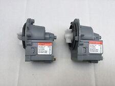 2 x Genuine Samsung EcoBubble Washer Dryer Drain Pump WD0754W8E WD0754W8E/XSA