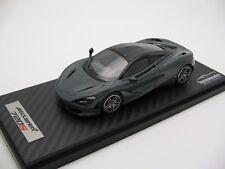 1/43 scale Tecnomodel McLaren 720S Chicane Grey 2017 T43-EX08E
