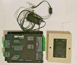 BAYweb Internet Thermostat BW-BCU7 beige keypad