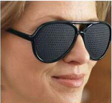 Vision Spectacles Eyesight Improve Pinhole Glasses (Kanta Terapi)