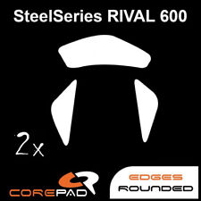 Corepad Skatez SteelSeries Rival 600 650 Replacement mouse feet Hyperglides