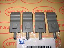 Chevy GMC Cadillac Turck SUV Front or Rear Door Lock Latch Knobs  Gray 4