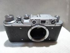 ZORKI 1 (I) vintage Russian Leica M39 mount camera BODY only  8281
