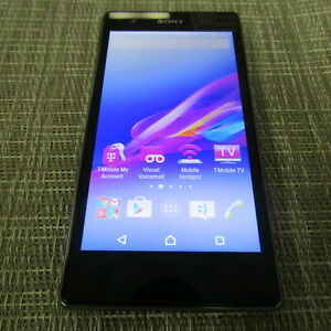 SONY XPERIA Z1S, 32GB (T-MOBILE) CLEAN ESN, WORKS, PLEASE READ!! 41713