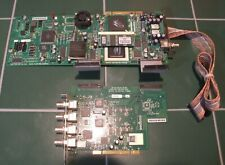 The Weather Channel Thunderstorm Digital Board w/ WEA Analog Board