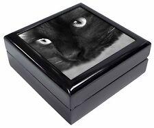 Gorgeous Black Cat Keepsake/Jewellery Box Christmas Gift, AC-1JB