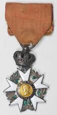 French Legion of Honor Order - Napoleon I, Type 3, 1806-1808, Original, AXF Cond