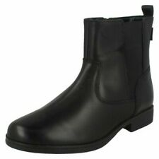 Girls Bootleg By Clarks Ankle Boots Sami So GTX