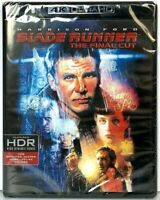 Blade Runner: The Final Cut [4K UHD HDR Ultra HD Blu-ray / Bluray] New Sealed