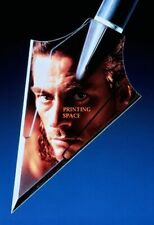 HARD TARGET Vintage Classic Movie Collectors Poster 24x36 inch