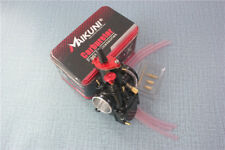 21mm Black Mikuni Maikuni PWK Carburetor Parts Scooters With Power Jet ATV