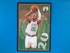 2009-10 Panini NBA Basketball n.193 Ray Allen Boston Celtics