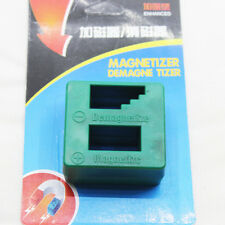 MAGNETIZER DEMAGNETIZER MAGNETIC TOOL FOR SCREWDRIVER TIPS SCREW BITS PICK UP  G