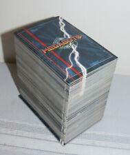 Large Lot 280 MEDABOTS Cards 1999 Card Game