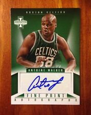 Boston Celtics Single NBA Basketball Trading Cards