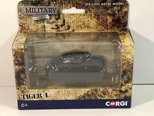 MiM - Tiger I - German Army SpxAbt 502 - Russia 1942 Corgi CS9638