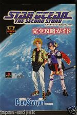 JAPAN Star Ocean: The Second Story Kanzen Strategy Guide