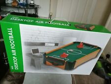 New - Mini Desktop Air Football