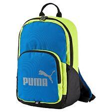Puma Phase Small, Zaino Uomo, Blu (Electric Blue Lemonade/Limepunch), - 074104 0