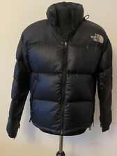 Vintage  The North Face Downs Fill Black Puffer Jacket  Size Medium