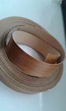 Iron-On Edging Tape B&Q Chillingham Oak Effect 21mmx10m roll for kitchen units