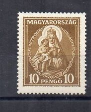 Hungary 1932 10p Madonna and Child  MLH