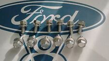 64-73 Ford Mustang Falcon Galaxie Cougar steel valve cover bolt hardware kit
