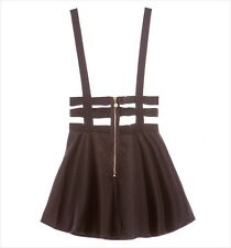 Harajuku Amo Lovely Suspender Skirt Dress Three Colors For Girls Preppy Style