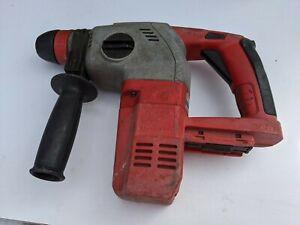 Milwaukee V28HX 28v SDS + Plus Rotary Hammer Drill