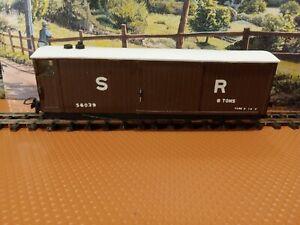 Rare 009 Lynton & Barnstaple SR Brake van plasticard scratch built No 56039