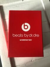 Beats by Dre Monster Caja vacía