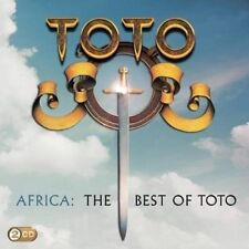 TOTO Africa The Best Of 2CD BRAND NEW Greatest Hits