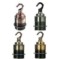 Edison Style Light Bulb Holder E27 Screw Retro Vintage Antique Lamp Holder
