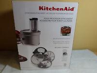 KitchenAid Kitchen Aid KSM2FPA Stand Mixer Food Processor Attachment Dicing Kit
