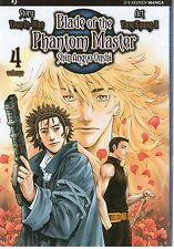 J-POP BLADE OF THE PHANTOM MASTER VOLUME 4 (sconto 20%)