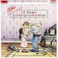 Rolf Zuckowski 12 Bunte Liedergeschichten 1xCD Neu+in Folie ( 2005 )