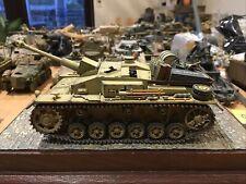 WWII Wehrmacht Panzer 1:35 gebaut schöne details