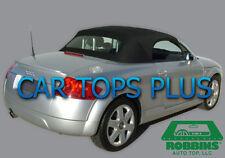 Audi TT Roadster Convertible Top & Heater/Defrost Glass OEM Twillfast RPC,Black