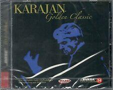 von Karajan, Herbert Golden Classics 24 Karat Bose Zounds Gold CD Neu OVP Sealed