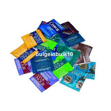 48 Small Condom Snugger Fit Sampler Pack - 6 STYLES!