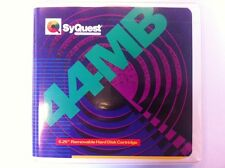 """New - SyQuest 44MB Removable Hard Disk Cartridge 5.25"""""""