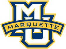 FGCSports Marquette University Golden Eagles NCAA 4x4 Die Cut Decal