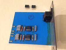 QUAD 44 pre-amplifier radio module - repair and update service!!  RCA too !!!