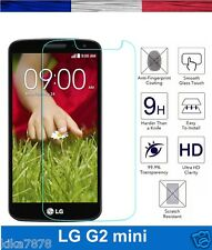 vitre de protection verre trempé film protecteur écran pour LG G2 mini PROMOTION