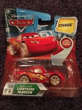 New In Box Disney Cars My Eyes Change Chase Package Paint Mask Lightning McQueen