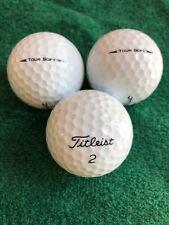 18 Titleist <Tour Soft> Golf Balls